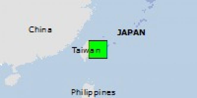 Scossa di terremoto a Hateruma Jima, Giappone