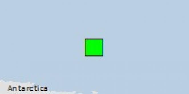 Scossa di terremoto a Macquarie Island, Australia