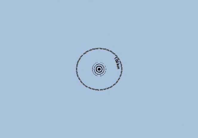 NAPOLI. Scossa di terremoto all'alba, magnitudo 2.2