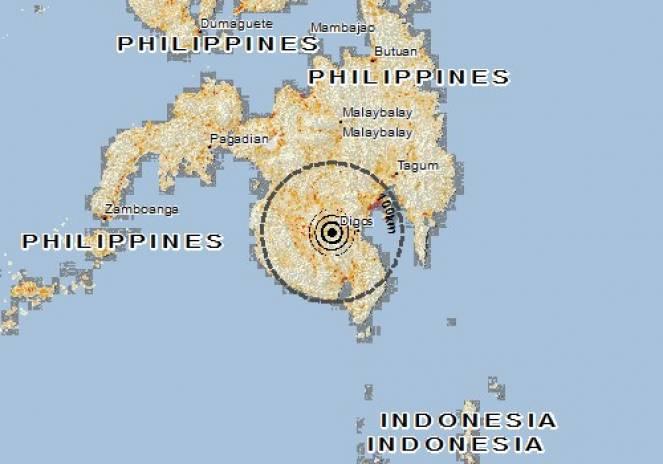 Foligno, lieve scossa di terremoto in città