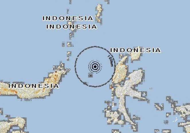 Terremoto di magnitudo 7.4 in Indonesia: è allerta tsunami