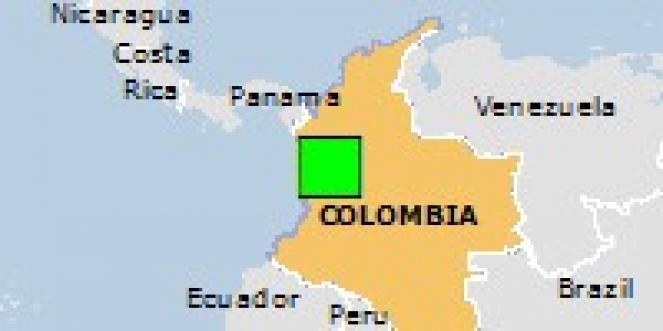 Scossa di terremoto a Andes, Colombia