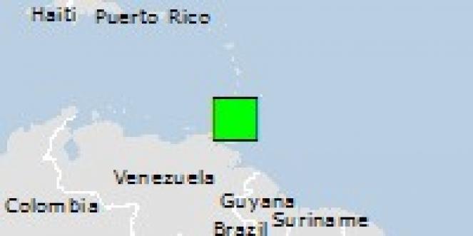 Scossa di terremoto a Scarborough, Trinidad e Tobago