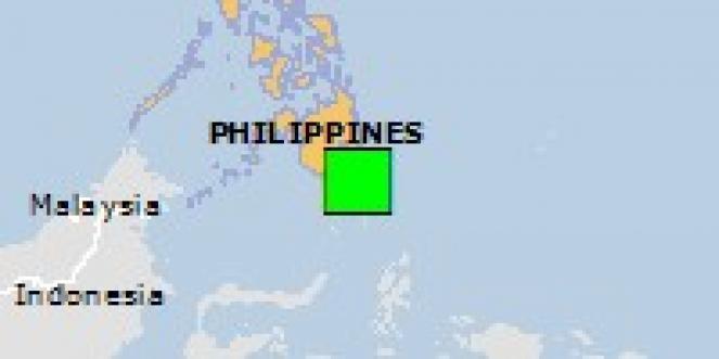 Scossa di terremoto a Governor Generoso, Filippine