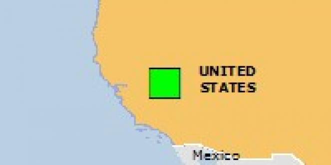 Scossa di terremoto a Tonopah, Stati Uniti d'America