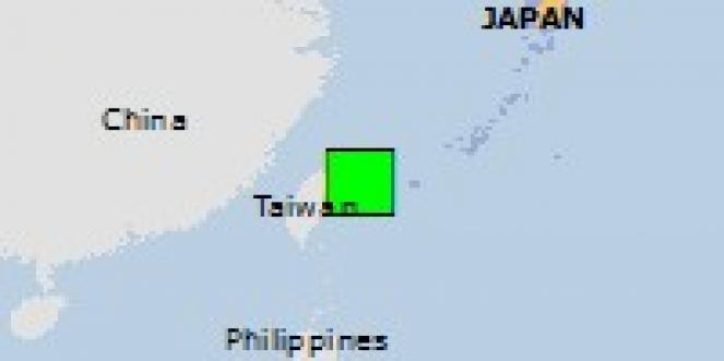 Scossa di terremoto a Shitaji, Giappone