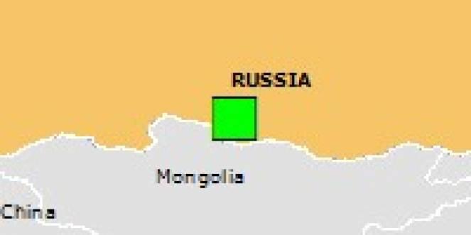 Scossa di terremoto a Slyudyanka, Russia