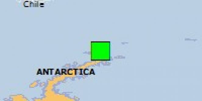 Scossa di terremoto a Puerto Williams, Cile