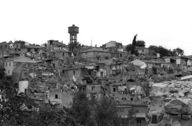 Terremoto Irpinia 1980 in 36 anni nulla è cambiato!