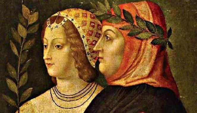 Testimone oculare dell'evento disastroso fu l'illustre poeta Francesco Petrarca
