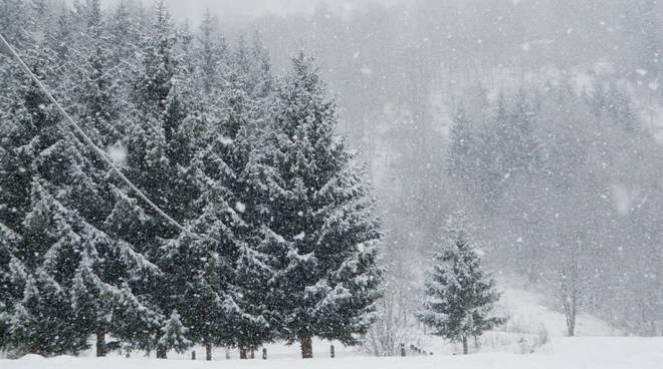 Torna la neve, anche abbondante su Alpi e Appennino