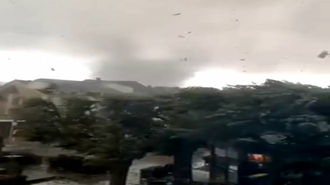 tornado in Lussemburgo