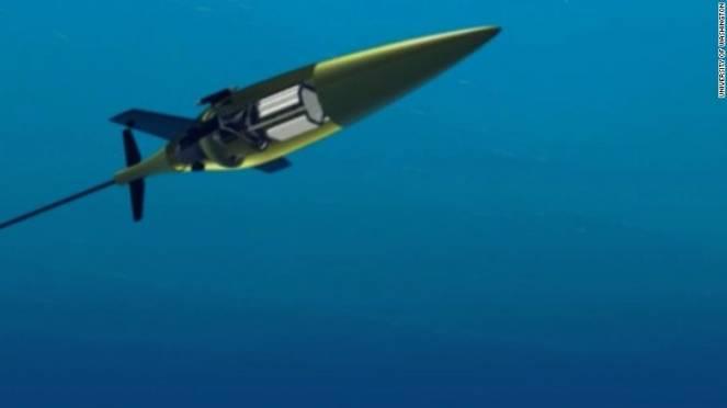 Un robot navigherà sotto i ghiacci antartici per studiare il cambiamento climatico