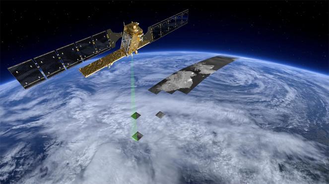 Un satellite cercherà dallo spazio la relazione tra i terremoti e le alterazioni elettromagnetiche dell'atmosfera terrestre