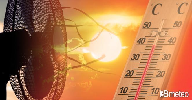 Una relazione tra decessi per il troppo caldo e attività antropica