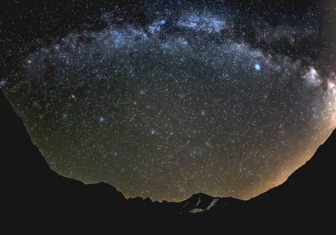 Uno sguardo al cielo di Giugno 2021
