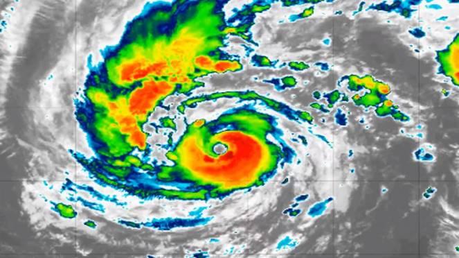 uragano epsilon