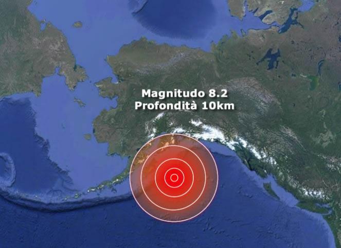 Trema la terra in Cile e Perù: 6,3 scala Richter, nessun danno
