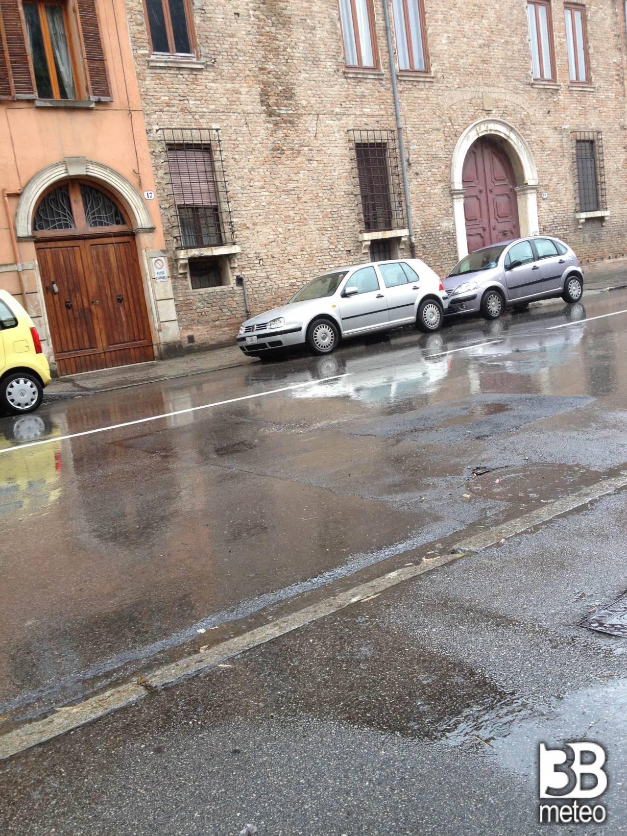 Meteo Ferrara: martedì piogge, poi molte nubi - 3bmeteo