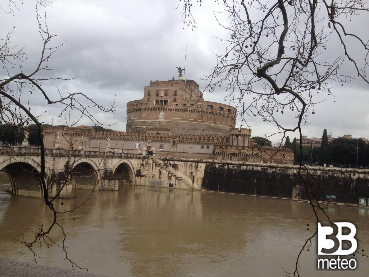 Meteo Roma: temporali venerdì, qualche possibile rovescio nel ...