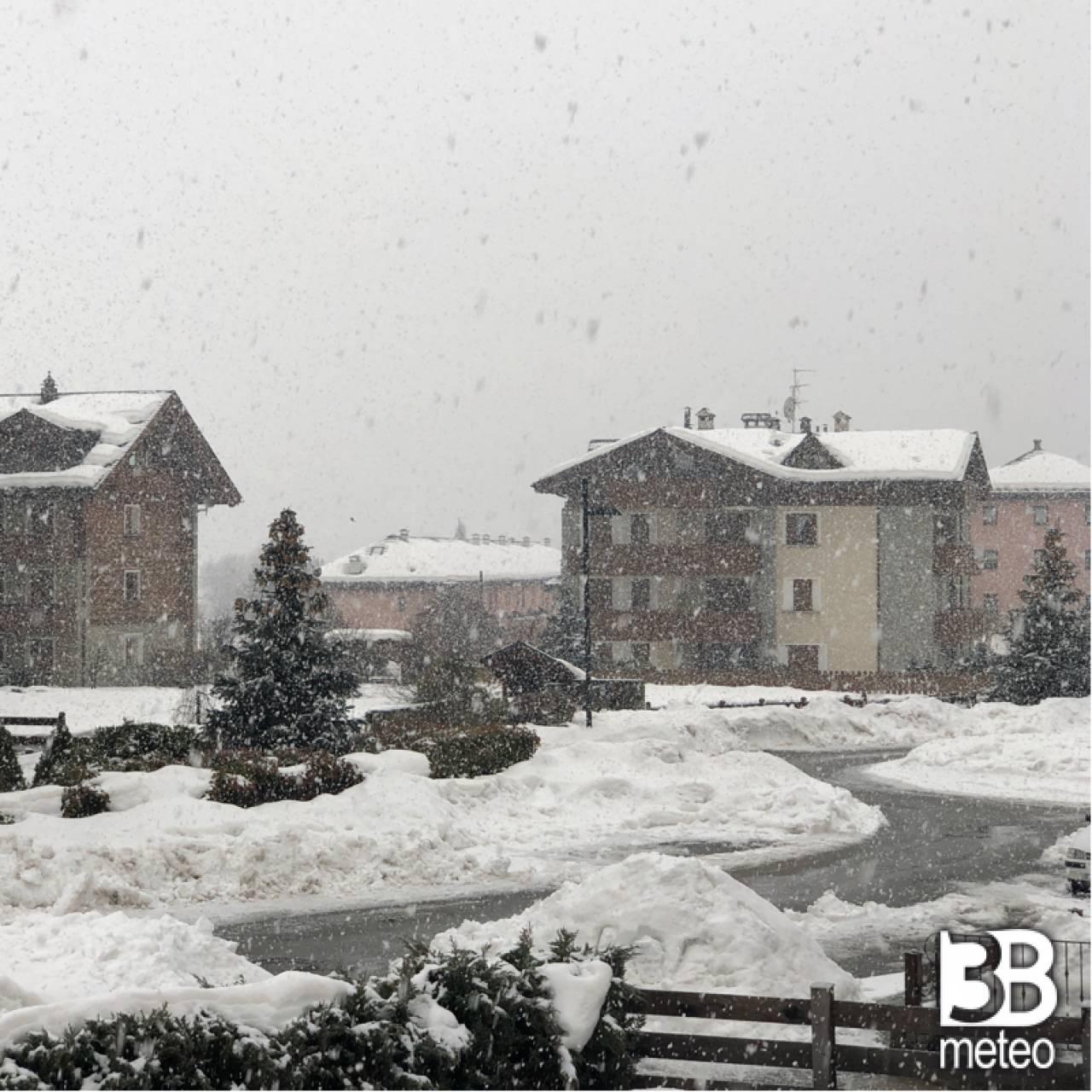 Neve a Bormio