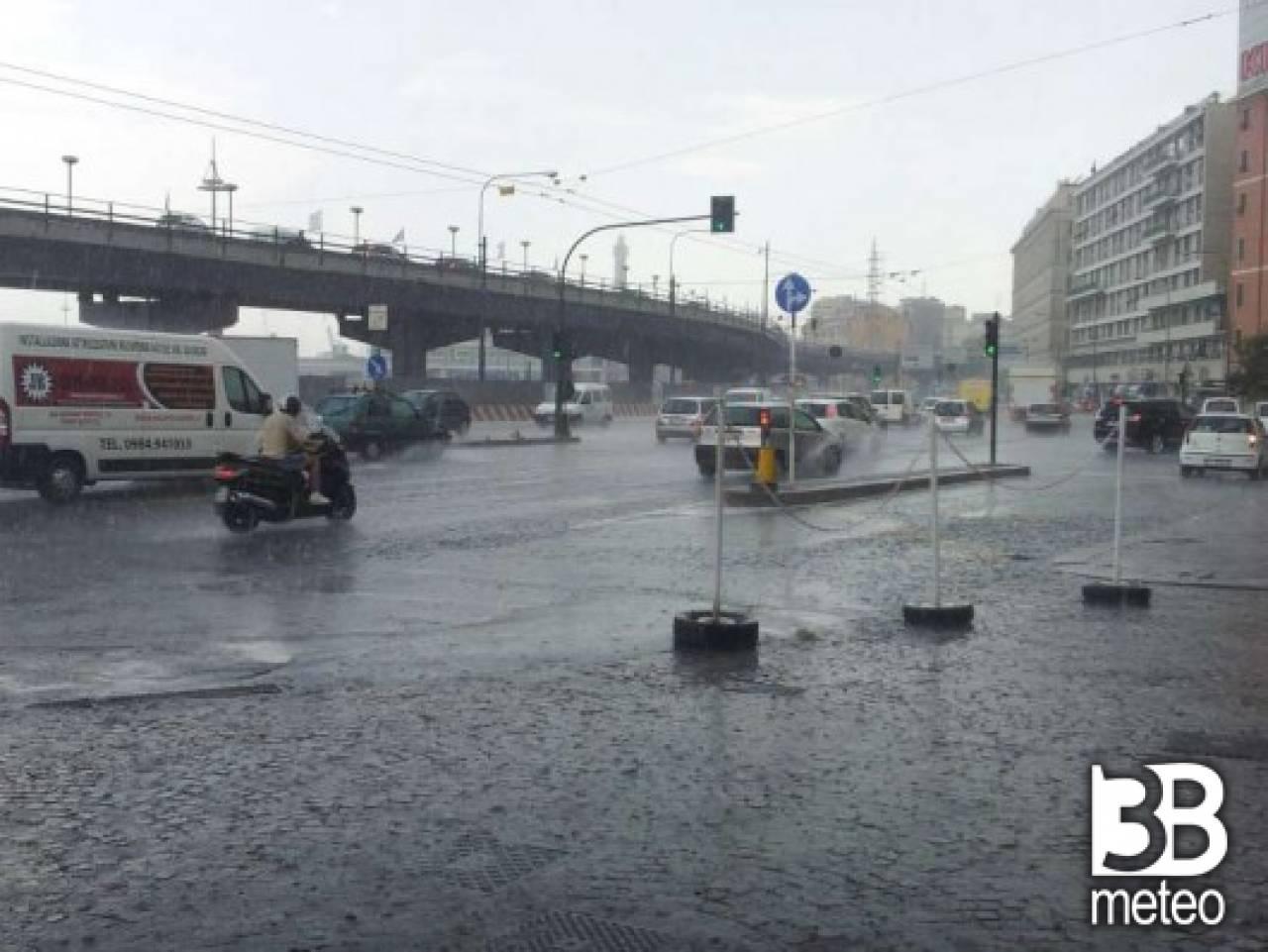 Meteo Genova: variabile sabato, molte nubi domenica, forte ...