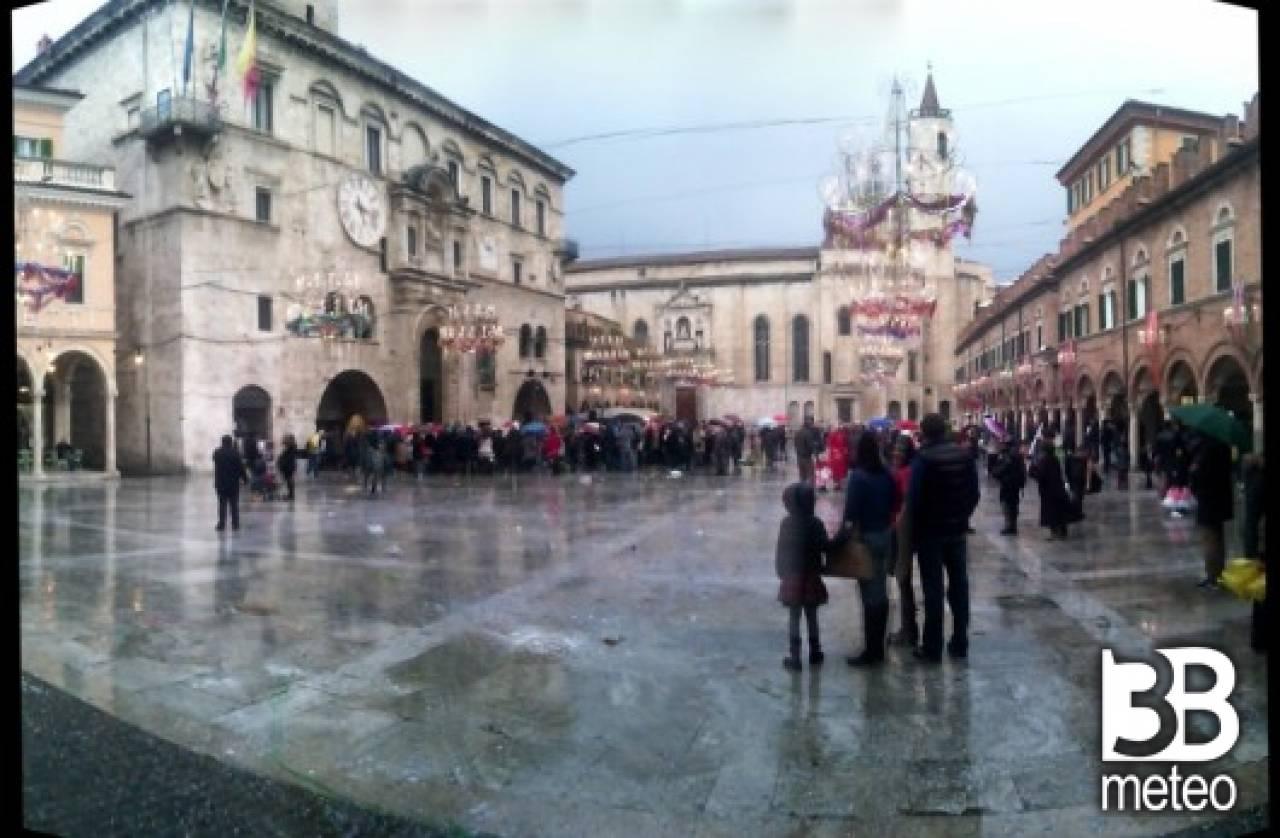 Meteo Ascoli piceno: piogge domenica, molte nubi lunedì, variabile martedì - 3bmeteo