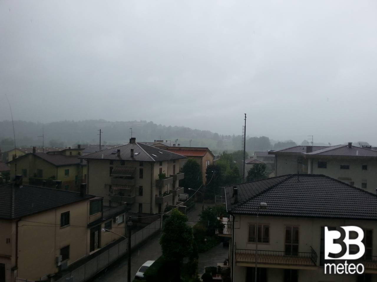 Meteo Vicenza: piogge domenica, qualche possibile rovescio lunedì, maltempo martedì - 3bmeteo