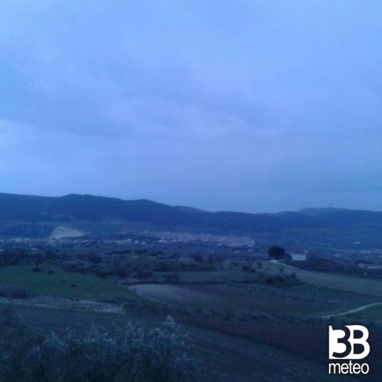 Fotosegnalazione di sambuca di sicilia foto gallery 3b meteo - 3b meteo bagno di romagna ...