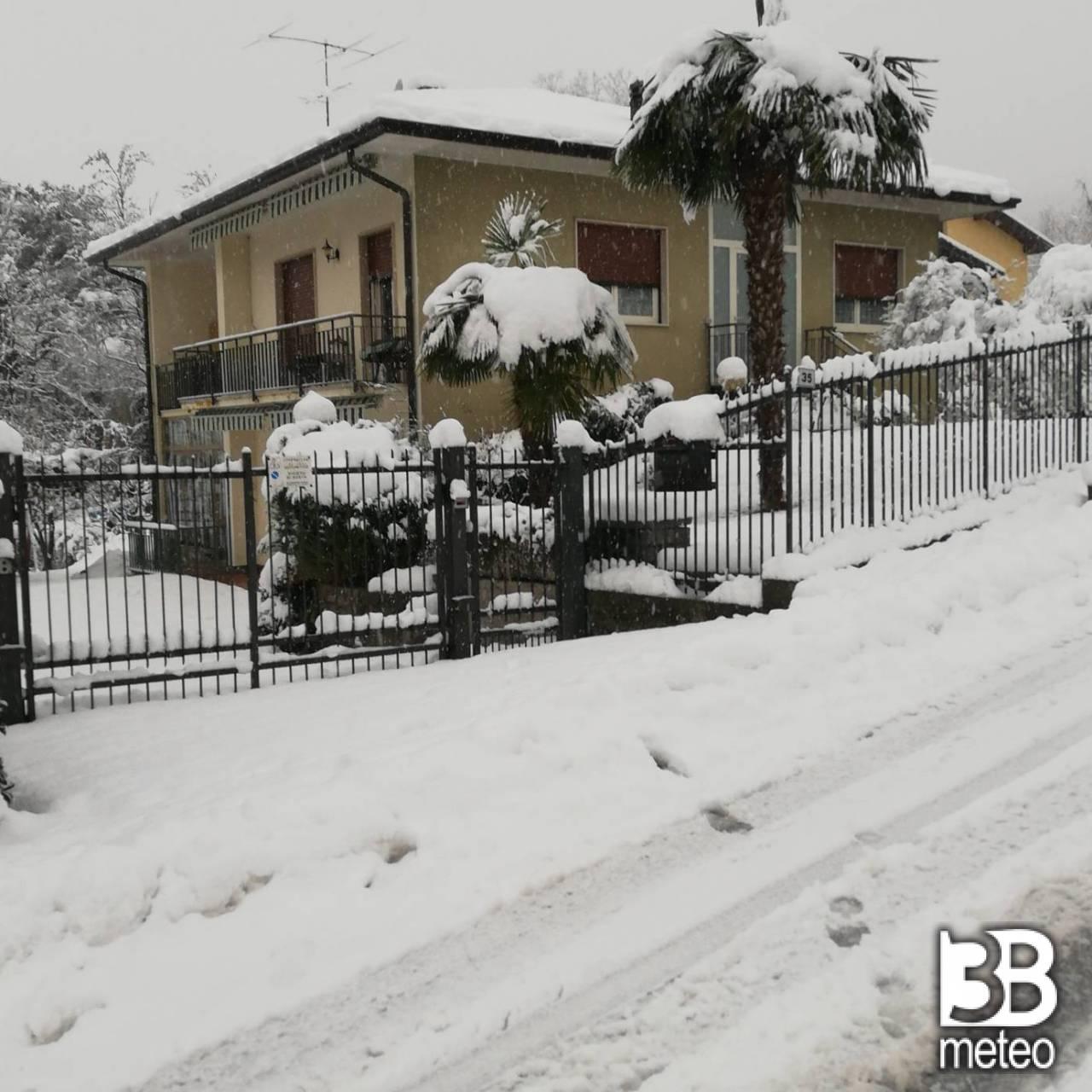 Neve a Brenta