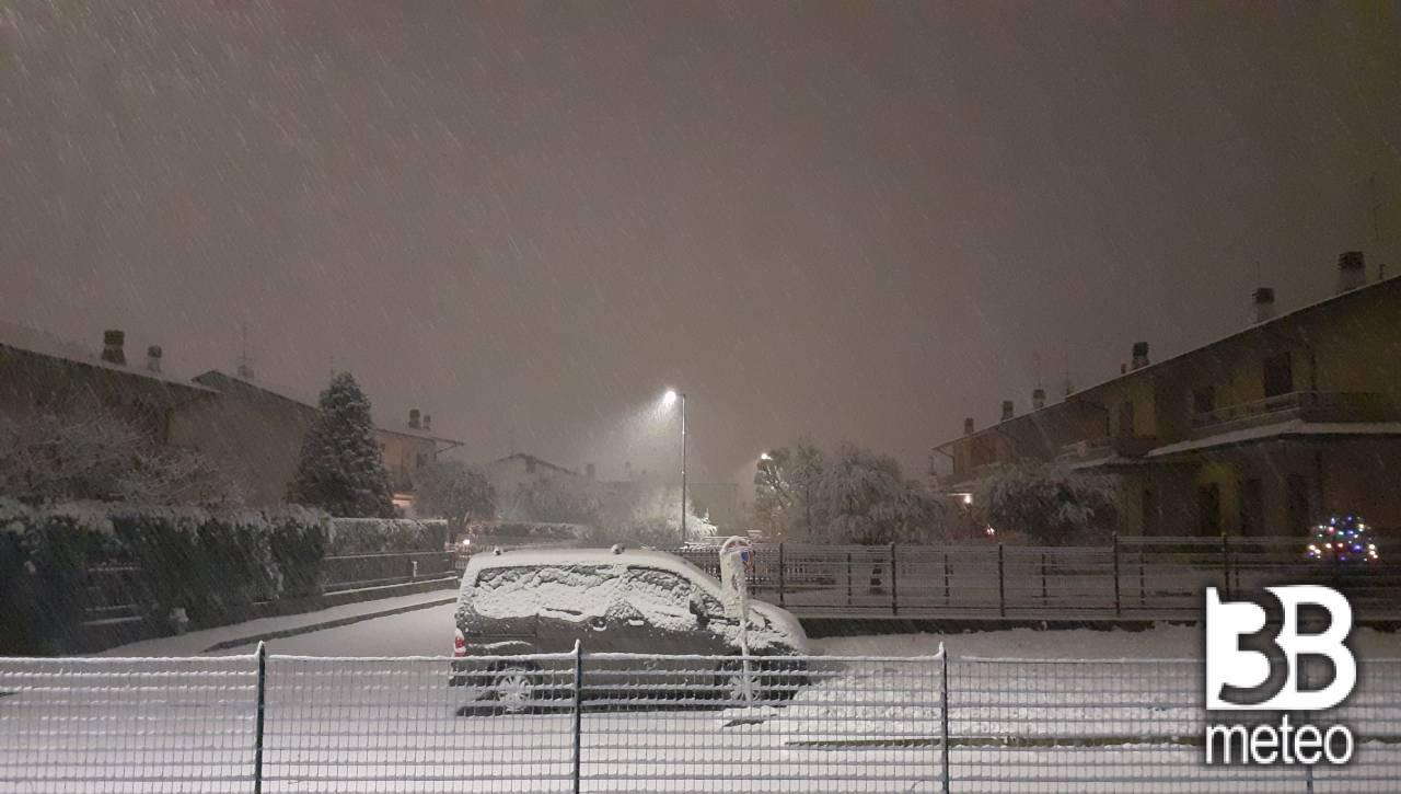 3.10 Aggiornamento neve