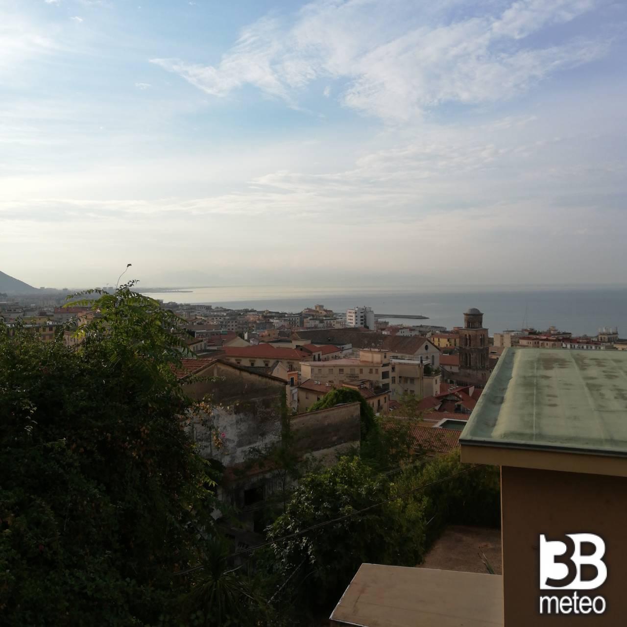Foto Meteo: Fotosegnalazione Di Salerno « 3B Meteo