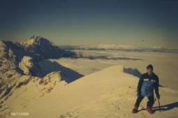 Monte camicia 2497m