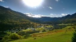 La valle piu bella
