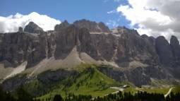 .la montagna mi rilassa
