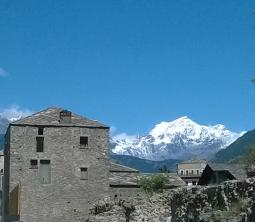 Tour Fromage e Grand Combin