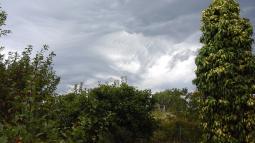 Nubi variegate a Lutrano