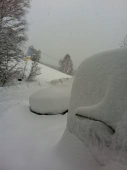 Nevicata magica