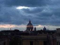 Meteo Roma: variabile mercoledì, qualche possibile rovescio giovedì, variabile venerdì