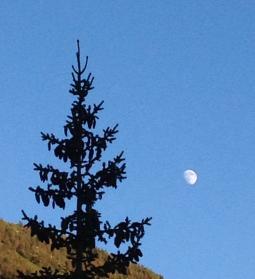 Luna su Pragelato