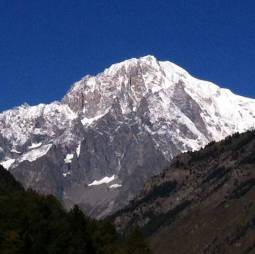 Mont-Blanc by Riiich