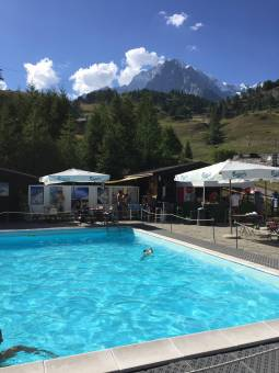 Piscina Alpina Plan Checrouit
