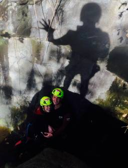 canyoning in Premosello