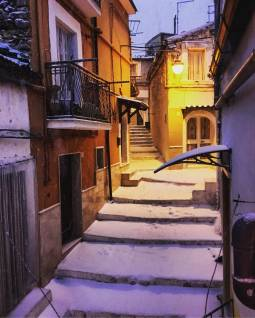 NEVE A SAN MARCO IN LAMIS