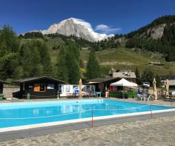 Piscina alpina di plan checrouit