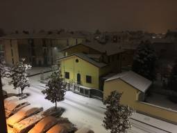 Neve in via martinelli