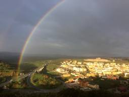 Arcobaleno completo a nuoro 2