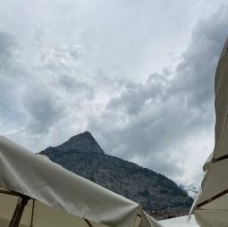 Courmayeur - nuvolo