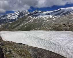 Escursione in valle aurina trentino alto adige