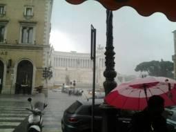 Meteo Roma: forte maltempo venerdì, qualche possibile rovescio nel weekend